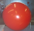 6 ft. in diameter giant helium balloon: $169.00
